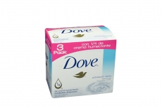 Dove Exfoliación Diaria Caja Con 3 Barras