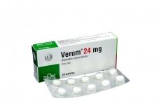 Verum 24 mg Caja Con 20 Tabletas Rx4