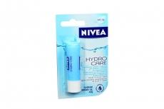 Nivea Protector Labial Hydro Care FPS 10 Empaque Con Tubo Con 4.8 g