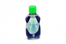Aceite Johnson's Baby Frasco Con 100 mL