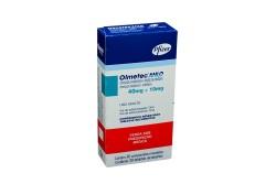 Olmetec Anlo 40 / 10 mg Caja Con 30 Tabletas Recubiertas Rx4