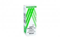 Isopto Carpina 2 % Frasco Gotero X 15 mL Rx