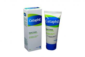Cetaphil Hand Cream Caja Con Tubo Con 85 g -  Crema De Manos