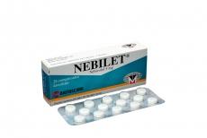 Nebilet 5 mg Caja Con 28 Comprimidos Rx4