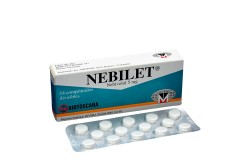 Nebilet 5 mg Caja Con 14 Comprimidos Rx4