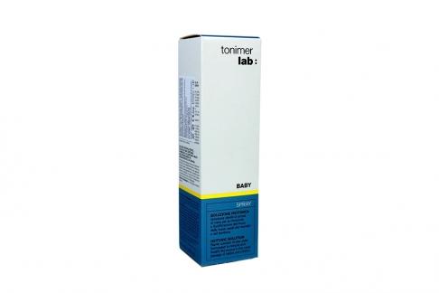 Tonimer Lab Baby Spray Caja Con Frasco Con 100 mL - Nasal