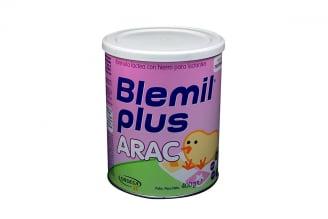 Blemil Plus ARAC Leche En Polvo Lactantes Tarro Con 400 g