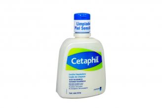 Cetaphil Loción Limpiadora Frasco Con 237 mL - Piel Sensible