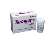 Teromar R 18 mcg Caja Con 1 Frasco 30 Cápsulas Duras Con Polvo Con Revolizer Rx4