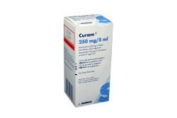 Curam 250 mg / 5 mL Caja Con Frasco Con 100 mL Rx2
