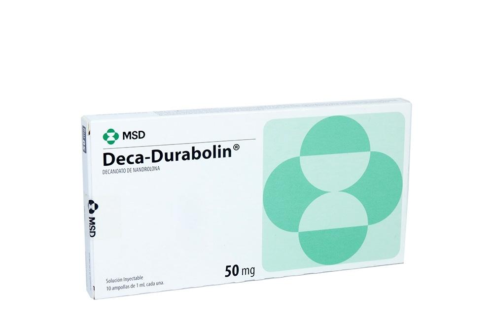 Comprar Deca- Durabolin Caja X 10 Ampollas En Farmalisto