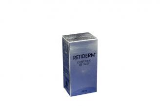 Pharmaderm - Retiderm Contorno De Ojos Frasco Con  30 mL