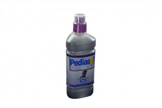 Pediasol 45 Frasco Con 500 mL - Sabor Uva