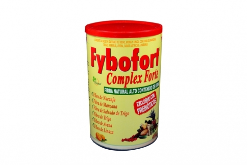 Fybofort Complex Forte Sabor Naranja Tarro Con 400 g
