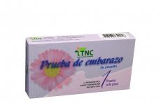 Prueba De Embarazo Cassette Caja Con 1 Unidad
