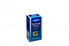Refresh Liquigel Solución Oftálmica Caja Con Frasco Con 15 mL