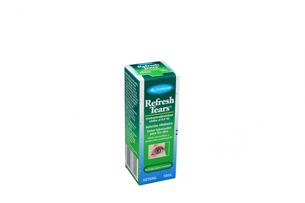 Refresh Tears Frasco Con 10 mL