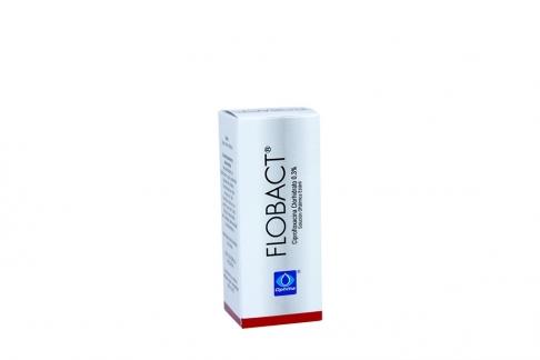 Flobact 0.3% Caja Con Frasco Con 5 mL Rx RX2