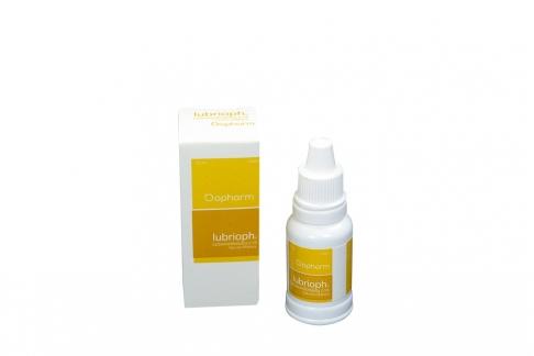 Lubrioph 0.5% Caja Con Frasco Gotero Con 15 mL