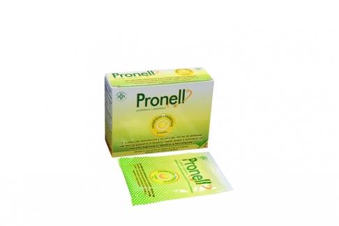 Pronell Probióticos Y Prebióticos Caja Con 3 g Con 6 Sobres