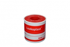 """Leukoplast Esparadrapo 2"""" x 5 Yardas Empaque Con 1 Unidad"""