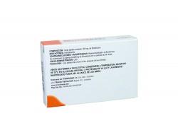 Si-Meticón 125 mg Caja Con 20 Tabletas