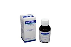 Nizox 100mg / 5mL Polvo Para Suspensión Oral Caja Con Frasco Con 60 mL Rx