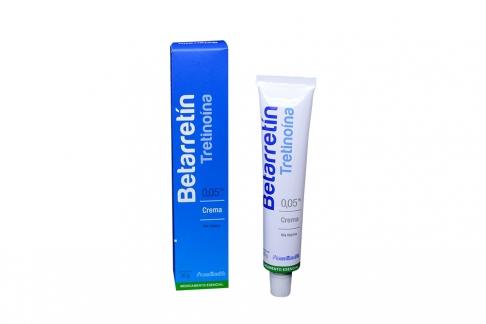Betarretin Crema Caja Con Tubo Con 30 g Rx