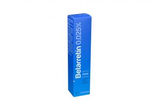 Betarretín 0.025 % Crema Caja Con Tubo Con 30g Rx