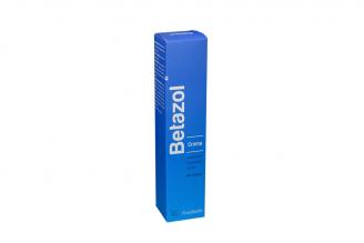 Betazol Crema 0.05 % Caja Con Tubo Con 30 g Rx