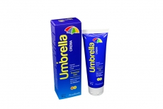Umbrella Crema Protección Total Caja Tubo Con 60 g