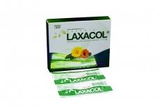 Laxacol 17 mg Caja Con 3 Sobres Con 4 Tabletas  Rx