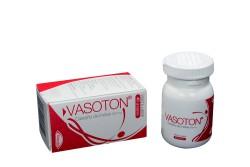 Vasoton 300 mg Caja Con Frasco Con 40 Grageas