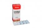 Carbidopa Levodapa 25 / 250 mg Caja Con 30 Tabletas Rx