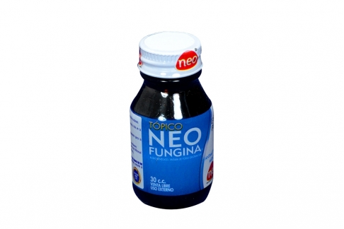 Neofungina Frasco Con 30 cc