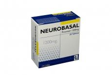 Neurobasal 1200 mg Caja Con 20 Tabletas Rx