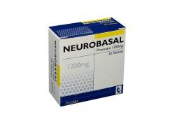 Neurobasal 1200 mg Caja x 20 tabletas RX