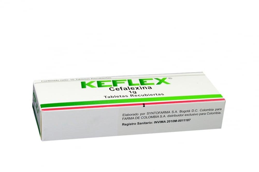 Keflex daily