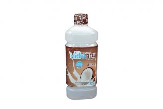 Hidranta 30 Meq Suero Oral Frasco Con 500 mL - Sabor Coco