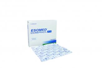 Esomed 20 mg Caja Con 14 Cápsulas Rx