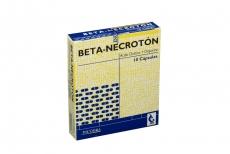 Beta-Necrotón Caja x 10 Cápsulas Rx
