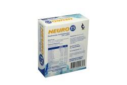 Neuro 15 Caja Con 30 Cápsulas