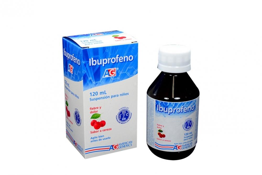 Indicaciones del ibuprofeno