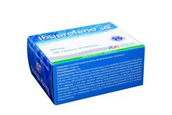 Ibuprofeno 400 mg Caja Con 100 Tabletas