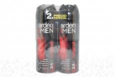 Arden For Men Desodorante 2x1 Aerosol X 175 mL