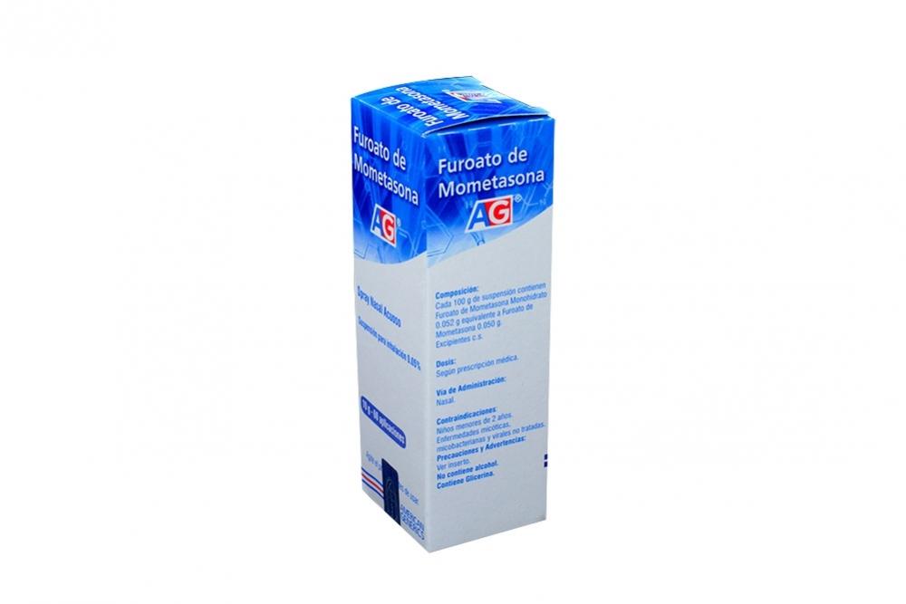 ... Furoato De Mometasona Caja X 10 g Con 60 Aplicaciones Rx ... c20b9b0a6b0b