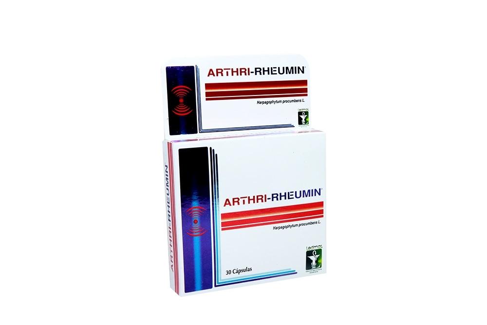 Arthri-Reumin Caja X 30 Cápsulas RX