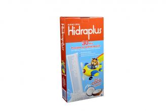 SUERO ORAL HIDRAPLUS 30 MEQ 5 SACHETS