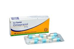 Omeprazol 20 mg Caja Con 16 Cápsulas De Liberación Retardada Rx