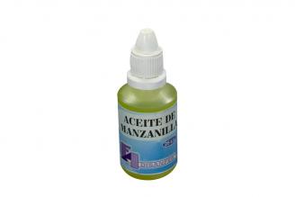 Aceite De Manzanilla Disanfer Empaque Con 12 Unidades Con 25 C.C C/U